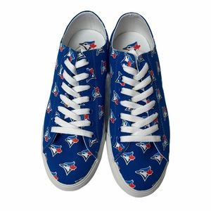 Row One Toronto Blue Jays Victory Sneakers 6/7.5